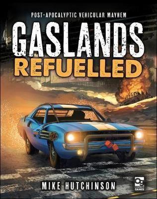 Gaslands Refueled Cover
